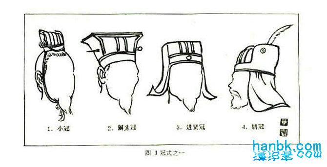 古代汉服结构图片