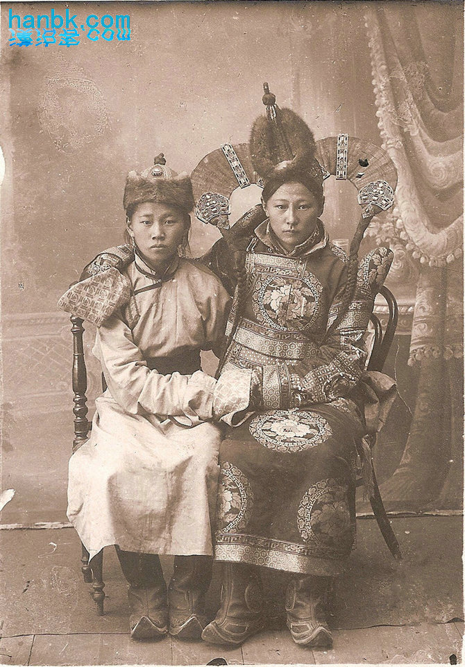 日本十九世纪末老照片